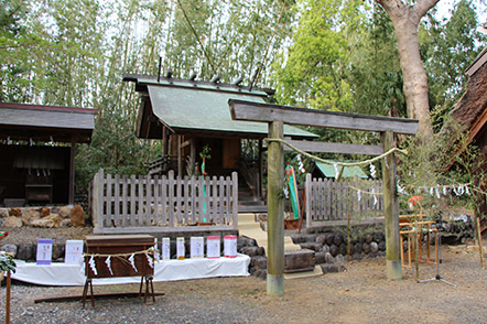 初生衣神社